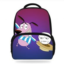 Courage The Cowardly Dog Backpack