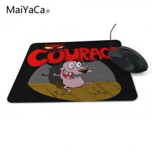 Courage the Cowardly Dog Anti-Slip Rectangle Gaming Mouse Pad