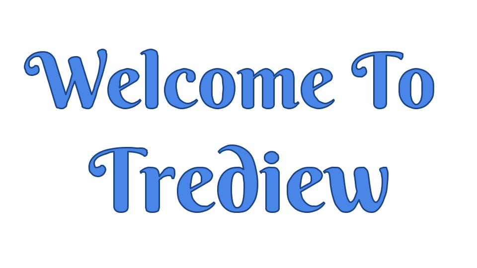 Find The New You With Trediew