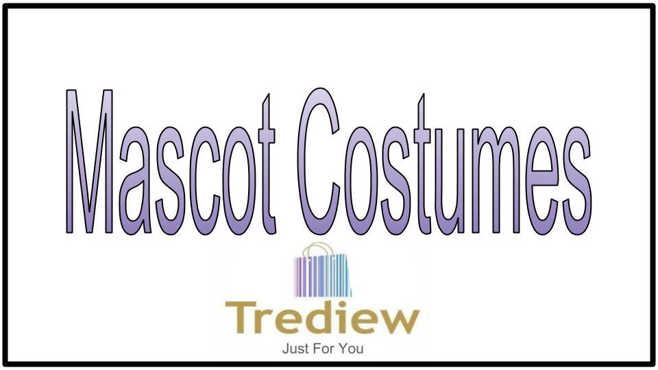Mascot Costumes Trediew